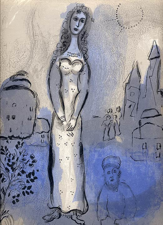 kunstkbinet strehler galerie marc chagall. Black Bedroom Furniture Sets. Home Design Ideas